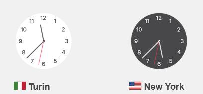 Fusi orari nel mondo