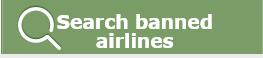 Compagnie aeree bannate nel mondo